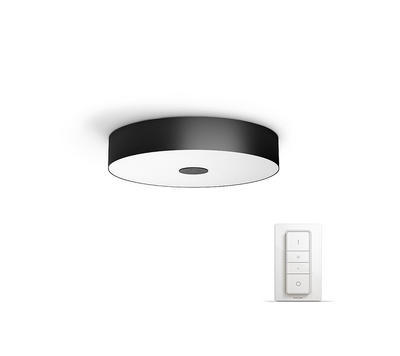Fair Hue ceiling lamp black 1x39W 4034030P7 - 2