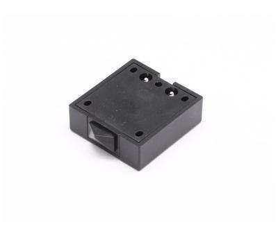 Dveřní spínač 230V mechanický černá barva - 2