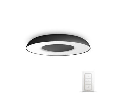 Still Hue ceiling lamp black 1x32W 3261330P7 - 2