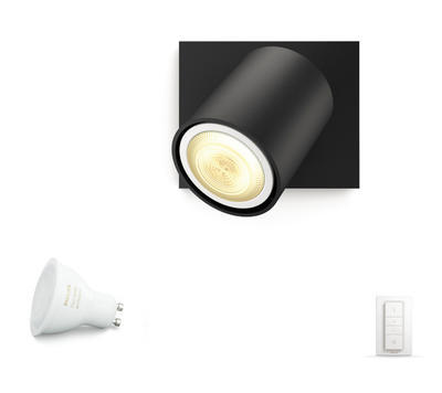 Runner Hue single spot black 1x5.5W 5309030P7 - 2