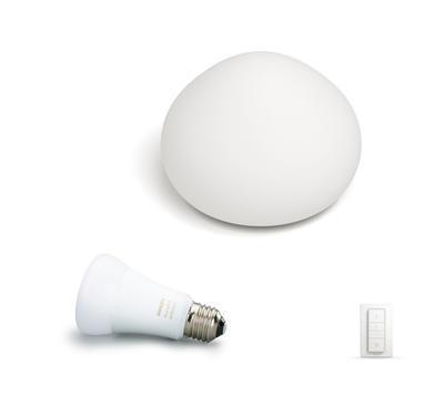 Wellner Hue table lamp white 1x9.5W 4440156P7 - 2