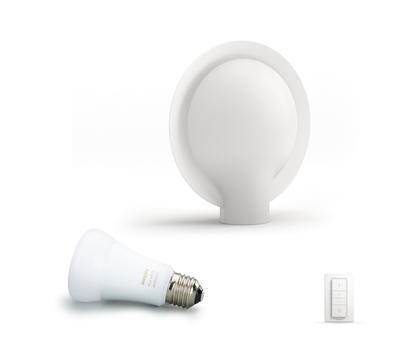 Felicity Hue table lamp white 1x9.5W - 2