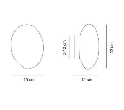 CÒDOL - stropní nebo nástěnné světlo - 2