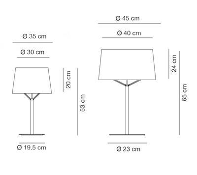 JERRY - stolní lampa - 2