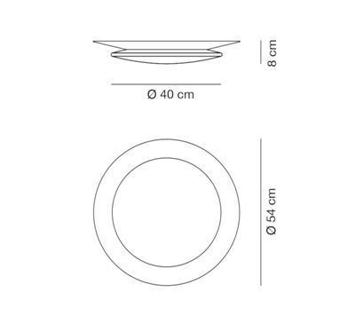 OSLO - stropní nebo nástěnné světlo - 2
