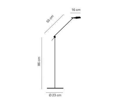 TEMA - stojací lampa - 2