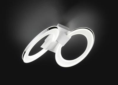 PERENZ - Nástěnné světlo 6174 / 6180 - 3