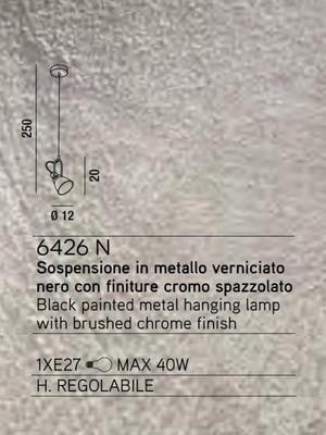 PERENZ - Závěsný lustr 6426 - 3