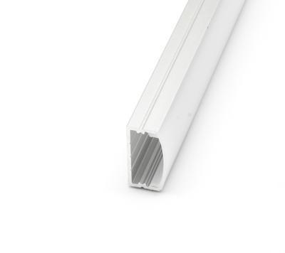 ALU profil přisazený 23x10mm 2m krytka mat - 3