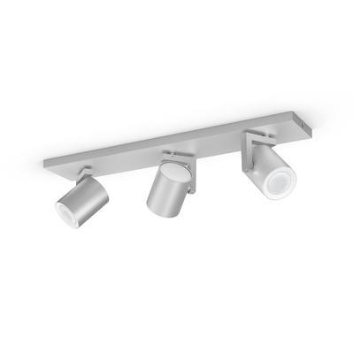 Argenta plate/spiral aluminium 3x5.7W - 3