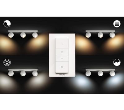 BUCKRAM bar/tube white 3x5.5W 240V - 3