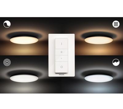 Cher Hue ceiling lamp black 1x39W 24V 4096730P7 - 3