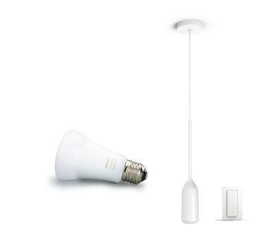 Devote Hue pendant white 1x9.5W 230V - 3
