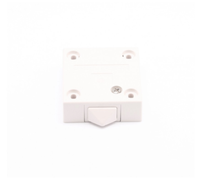 Dveřní spínač 230V mechanický bílá barva - 3