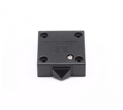Dveřní spínač 230V mechanický černá barva - 3