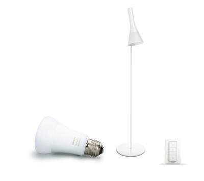 Explore Hue floor lamp white 1x9.5W 230V - 3