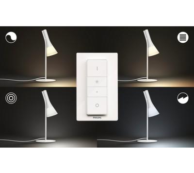 Explore Hue table lamp white 1x6W 230V - 3