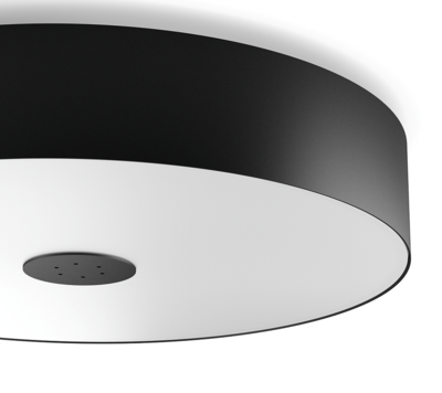 Fair Hue ceiling lamp black 1x39W 4034030P7 - 3