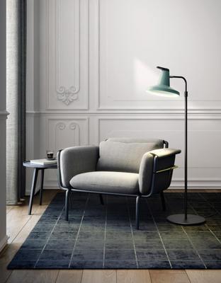 GARÇON - stojací lampa - 3