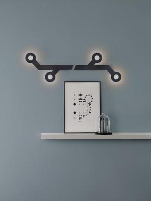 HOLES - nástěnná lampa - 3