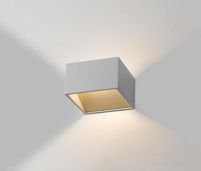 LED2 WALL, Q NÁSTĚNNÉ BÍLÉ - 3