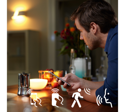 Philips Hue White and Color Ambiance 10W E27 - 3