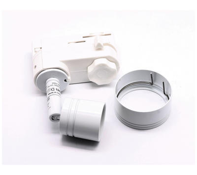 Svítidlo PURI GLOBAL Trac 3F 230V GU10 bílá  - 3