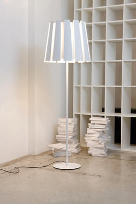 TWIST - stojací lampa - 3
