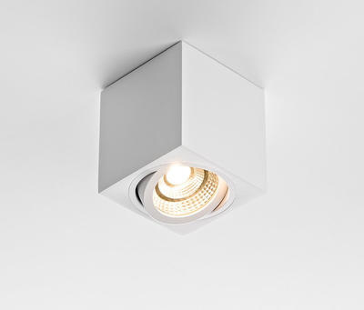 LED2 BOX, W STROPNÍ BÍLÉ - 3