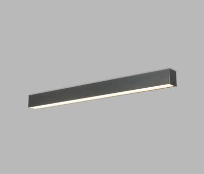 LED2 LIPO 85 P, B STROPNÍ ČERNÉ 3000K - 3