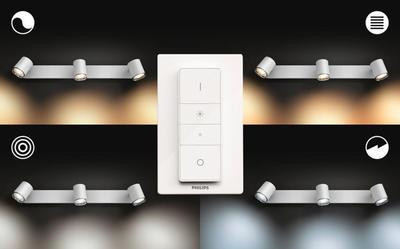 Adore Hue bar/tube white 3x5.5W 230V - 4