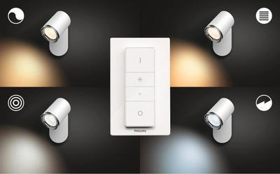 Adore Hue single spot white 1x5.5W 230V - 4