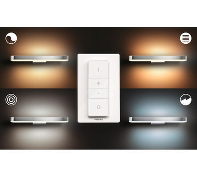 Adore Hue wall lamp chrome 1x40W 24V - 4