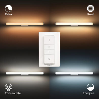 Adore Hue wall lamp white 1x20W 24V - 4