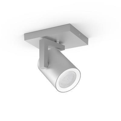 Argenta single spot aluminium 1x5.7W 240 - 4