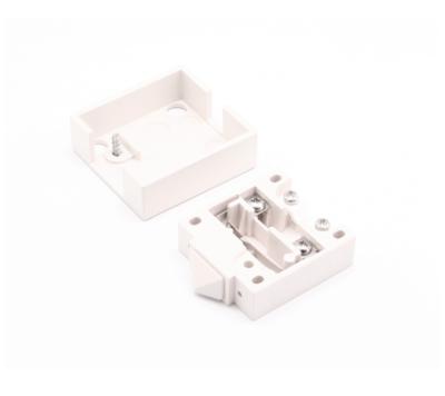 Dveřní spínač 230V mechanický bílá barva - 4