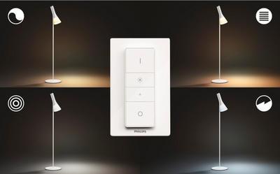 Explore Hue floor lamp white 1x9.5W 230V - 4