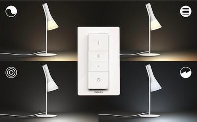 Explore Hue wall lamp white 1x6W 230V - 4