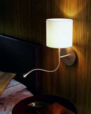 HOTEL PHYTON - nástěnná lampa - 4
