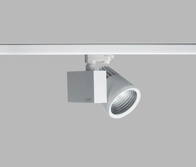 LED2 SHOP LIGHT 45 30° BÍLÉ LIŠTOVÉ 4000K - 4