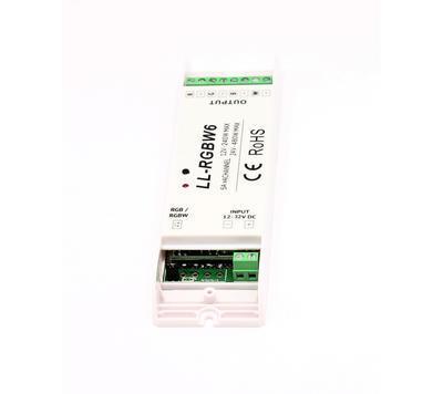 LED RGBW6 přijímač - 4