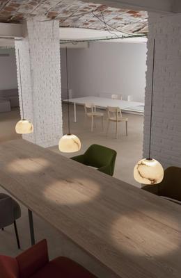 NIEL - závěsná lampa - 4