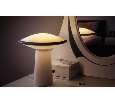 Phoenix-LED-table lamp-Opal white 3115431PH - 4