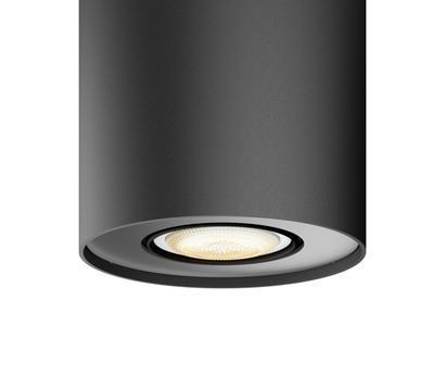 Pillar Hue single spot black 1x5.5W 5633030P8 - 4