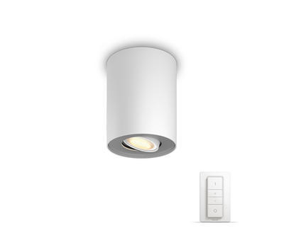 Pillar Hue single spot white 1x5.5W 5633031P7 - 4