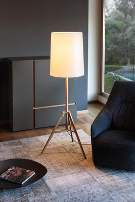 TRIPOD - stojací lampa - 4