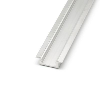 ALU profil zápustný 17,4x8 délka 1m krytka čirá - 5