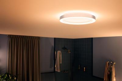 Adore Hue ceiling lamp chrome 1x40W 24V - 5