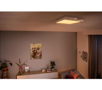 Aurelle ceiling lamp white 28W 230V 30x30 cm - 5