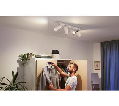 BURATTO bar/tube white 4x5.5W 240V - 5